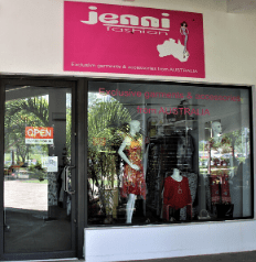 Jenni Fashion La Place Cap Tamarin