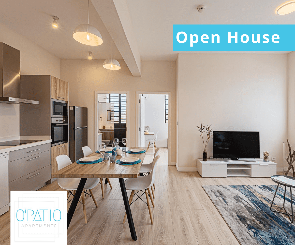 Open House O'Patio Residence- 13th, 14th & 22nd August